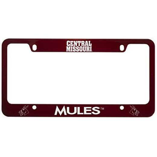 SM-31-RED-CMSU-1-SMA: LXG SM/31 CAR FRAME RED, Central Missouri